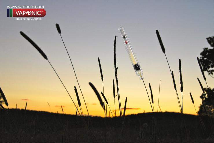 vaponic sunset